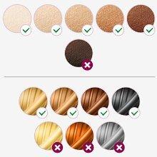 Philips Lumea Prestige Haut- und Haartypen
